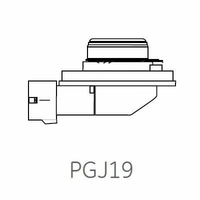 Цоколь PGJ19